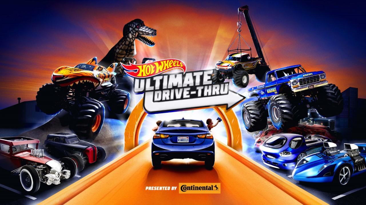 Thumbnail Hot Wheels Ultimate Drive Thru Continental
