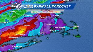 Wlne Rainfall Forecast
