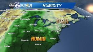 Regional Humidity