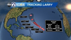 Tracking Larry