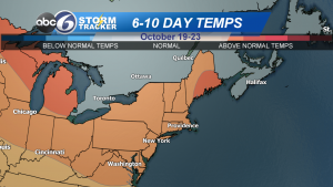 Temps Outlook 6 10 Days